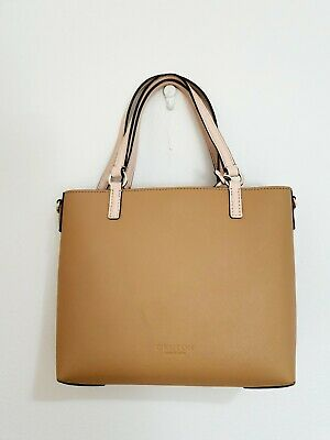 AU95 • Buy OROTON Estate Mini Tote Bag Handbag Crossbody Leather Strap