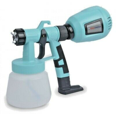 £19.99 • Buy Tooltronix Airless Electric Paint Spray Gun Fence Brick Walls Industrial Home
