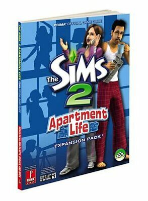 £17.01 • Buy SIMS 2 APARTMENT LIFE, : PRIMA OFFICIAL GAME GUIDE (PRIMA By Greg Kramer *VG+*