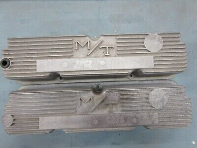 $250 • Buy Ford Micky Thompson M/T Valve Covers 427 3293800 Nice Original Condition