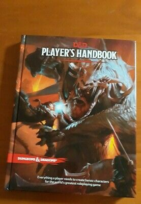 AU65 • Buy Dungeons And Dragons Players Handbook 5th Edition