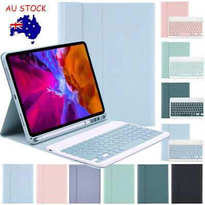 AU24.99 • Buy Bluetooth Keyboard With Magnetic Case Cover For IPad 10.2 7th 8th Air 3 Pro 10.5