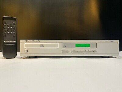 CAMBRIDGE AUDIO CD5 V 3.0 Compact Disc Player With Remote No Reserve • 26.25£