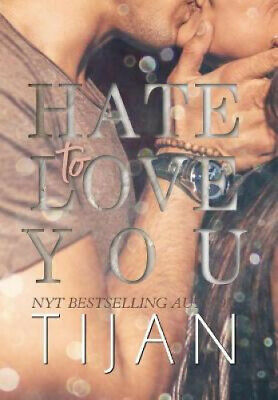 AU33.90 • Buy Hate To Love You (Hardcover) By Tijan