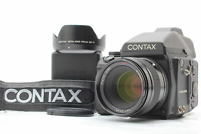 $ CDN6654.72 • Buy *CLA'd Near Mint++* CONTAX 645 Medium Format Camera + Planar 80mm F2 From JAPAN