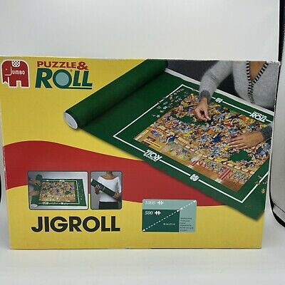 £15 • Buy Portable Jigsaw Puzzle Mat Storage Roll Holder Jigroll Puzzle GIFT, Never Used