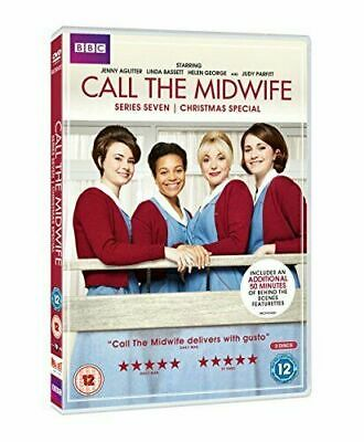 Call The Midwife - Complete Series 7 + Christmas (3 Disc Dvd) New Sealed • 7.95£