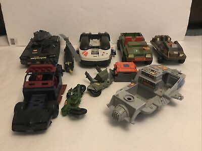 $ CDN144.83 • Buy Gi Joe Action Force Hasbro 1988 1989 Vehicle Mixed Job Lot