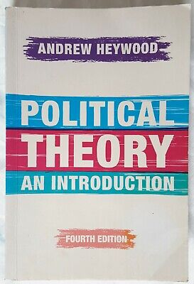 £13.95 • Buy Political Theory: An Introduction By Andrew Heywood 2015, Paperback