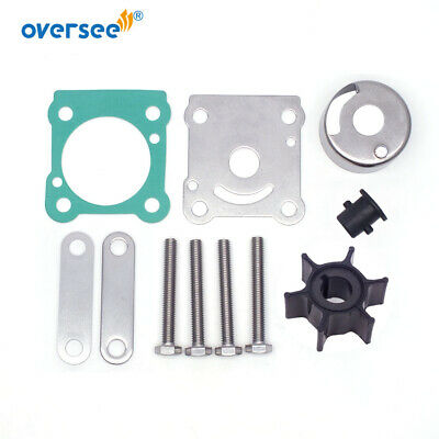 AU35.65 • Buy 6N0-W0078-A0-00 Water Pump Impeller Kit Replacement For Yamaha Outboard 6/8HP