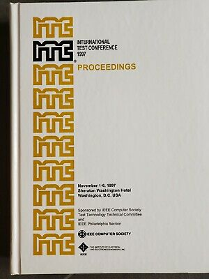 £7.25 • Buy Proceedings Of The 1997 IEEE International Test Conference