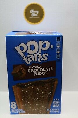 £7.50 • Buy Frosted Chocolate Fudge Pop-Tarts American Import/USA Import