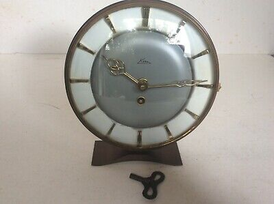AU110 • Buy Kern 8 Day Clock Rare Vintage Wind Up Mechanical Made In Germany Retro