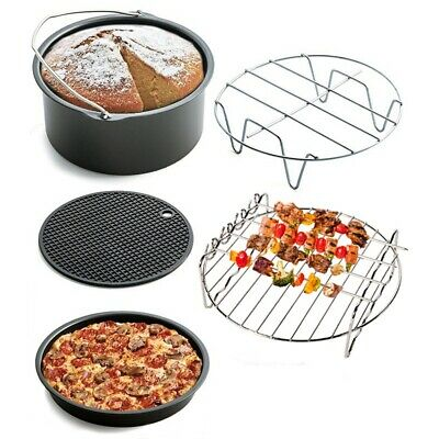 AU53.55 • Buy Air Fryer Accessories For Gowise, For Philips, For Cozyna, For Secura, Set U9O1