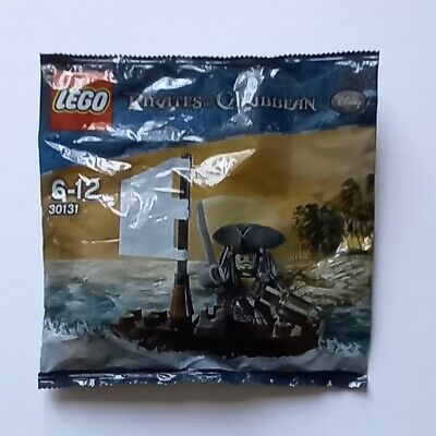 £22.95 • Buy LEGO Pirates Of The Caribbean Polybag Jack Sparrow's Boat New & Sealed 30131
