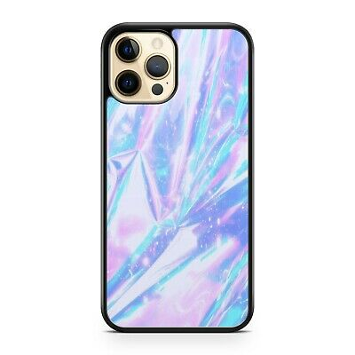 AU17.91 • Buy Purple Blue Pink Coloured Unique Rainbow Pattern Covered Cool Phone Case Cover