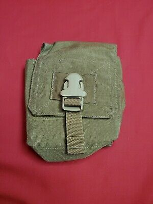$40 • Buy Eagle Industries Khaki Molle M 60 100-Round  Ammo Pouch W/ Det Top