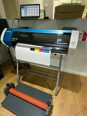 AU7750 • Buy Roland BN20 Wide Format Printer/cutter