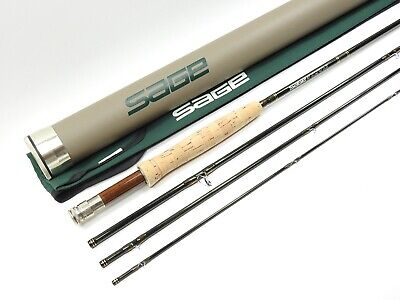 $ CDN695.29 • Buy Sage XP 490-4 Fly Fishing Rod. 9' 4wt. W/ Tube And Sock.