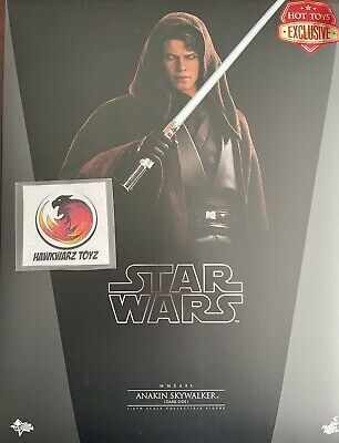 $ CDN1027.82 • Buy Hot Toys Star Wars Revenge Of The Sith Anakin Skywalker DS MMS486 1/6 Sideshow