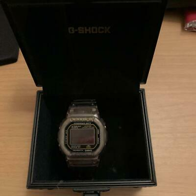 £231.50 • Buy Casio G-Shock DW-5025D-8JF 25Th Anniversary Model Men's Watch From Japan Used