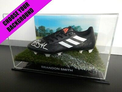 AU299.99 • Buy ✺Signed✺ BRANDON SMITH Football Boot PROOF COA Melbourne Storm NRL 2021 Jersey