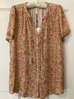 AU179 • Buy Spell Love Story Blouse. Size XL. Never Worn! Tags Attached!