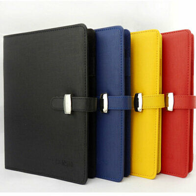 AU15.78 • Buy Weekly Monthly Planner Diary Classic Loose-Leaf-Ring-Binder-Notebook A5 A6 A7 B5