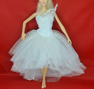 £14.95 • Buy Barbie Swan Princess From Swanlake Doll Classic Ballerina Ballet Clothes Set