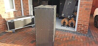 £650 • Buy Bass Sub Cab With Double 2X18  2200W Each PD Speakers