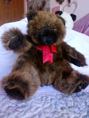 Harrods Teddy Bear Year 1992 Excellent Condition.  • 15£
