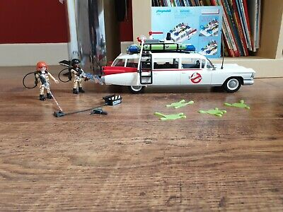 Playmobil Ghostbusters Ecto-1 9220 • 6.99£