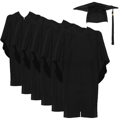 £16.99 • Buy University Academic Graduation Gown,Hat And Tassel-Bachelor Level-Best Sell