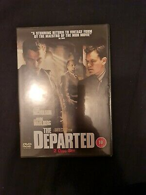 £1.68 • Buy The Departed (DVD, 2007, 2-Disc Set) ,