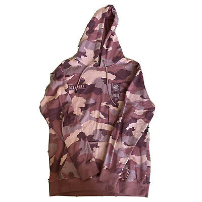 Dope Chef Hoodie (L) D Tour Edition Camo Pink • 18£
