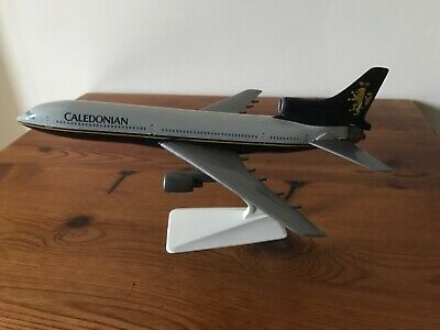 Caledonian Lockheed Tristar Scale Model (No Box) (please Read Description) • 9.99£