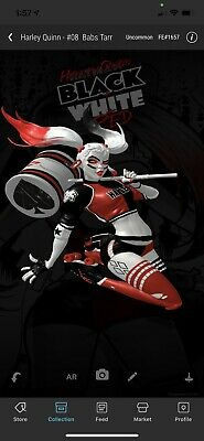 $549 • Buy VEVE NFT #08 Babs Tarr Harley Quinn (SOLD OUT) FIRST EDITION! #FA1657