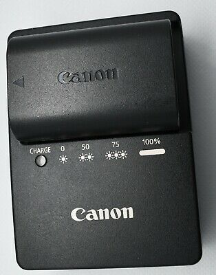 £28.32 • Buy Canon LC-E6 Battery And Charger