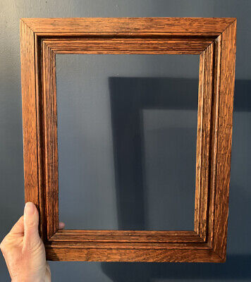 """AU26.92 • Buy Fine Oak Wood Picture Frame Fits 8""""x10"""" Painting Art Picture"""