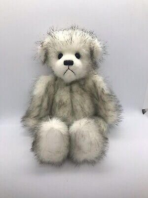 £50 • Buy Charlie Bears White Teddy Bear Soft Toy Poseable Bear No Tag Excellent Cond