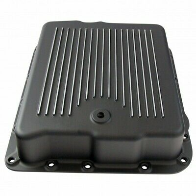 AU89.95 • Buy Gm 4l60 4l60e Alloy Transmission Oil Pan Black+ Bolts - Chev, Holden