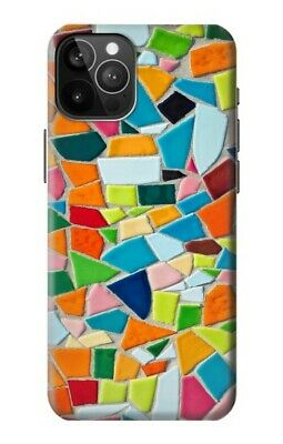 £9.99 • Buy S3391 Abstract Art Mosaic Tiles Graphic Case For IPHONE Samsung Smartphone ETC
