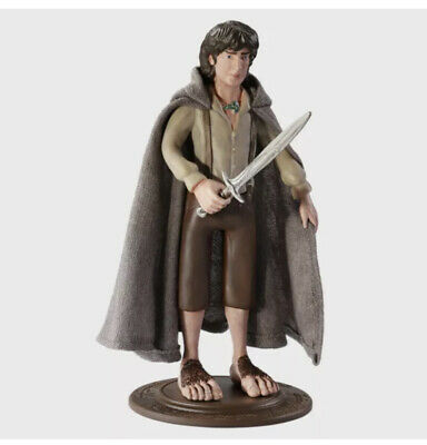 £11.99 • Buy Bendyfigs Frodo Baggins Figure With Sword The Lord Of The Rings OFFICIAL Noble