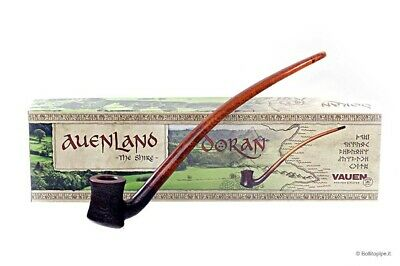 AU226.33 • Buy Vauen Pipe De Hobbit Sandblast - Doran - Filter 9mm
