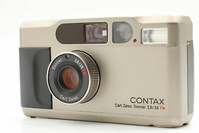 $ CDN1334.45 • Buy [MINT] Contax T2D Titan 35mm Point & Shoot Film Camera From JAPAN