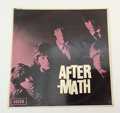 """£75 • Buy The Rolling Stones """"Aftermath"""" Decca Very Early Mono Press 1966 EX"""