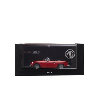 £49.99 • Buy Collectible Limited Edition MGB 1:43 Model (RED) - Official MG Merchandise