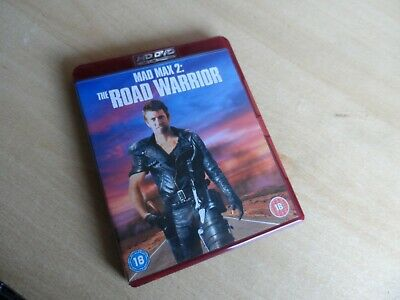 £2.99 • Buy Mad Max 2 The Road Warrior HD DVD
