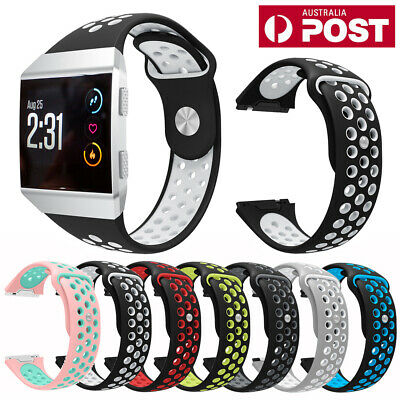 AU9.95 • Buy Fitbit Ionic Band Smart Watch Replacement Wristband Soft Strap Sports Bracelet