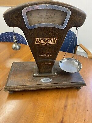 £50 • Buy Avery Antique Weighing Scales